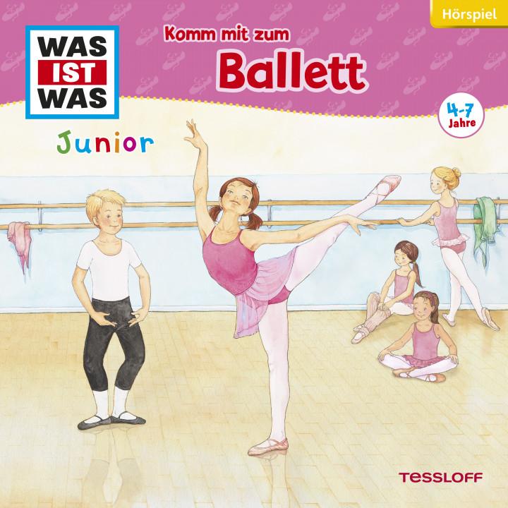 WAS IST WAS Junior - Komm mit zum Ballet F.31