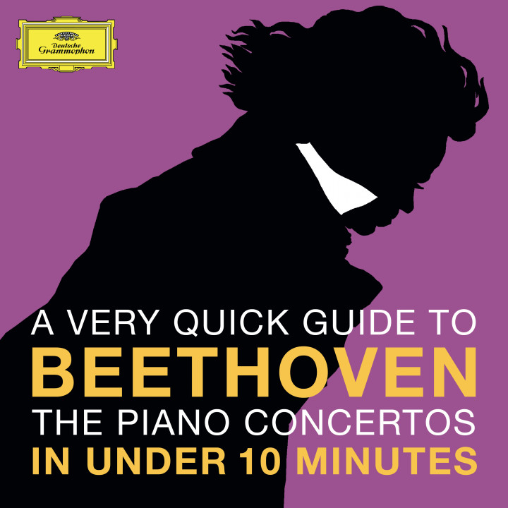 Beethoven: The Piano Concertos in under 10 minutes
