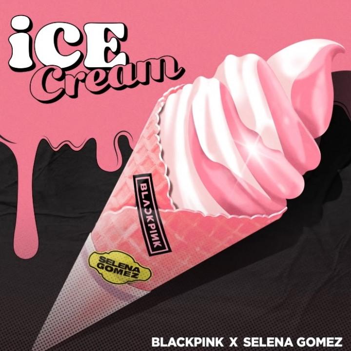 Blackpink Ice Cream NL
