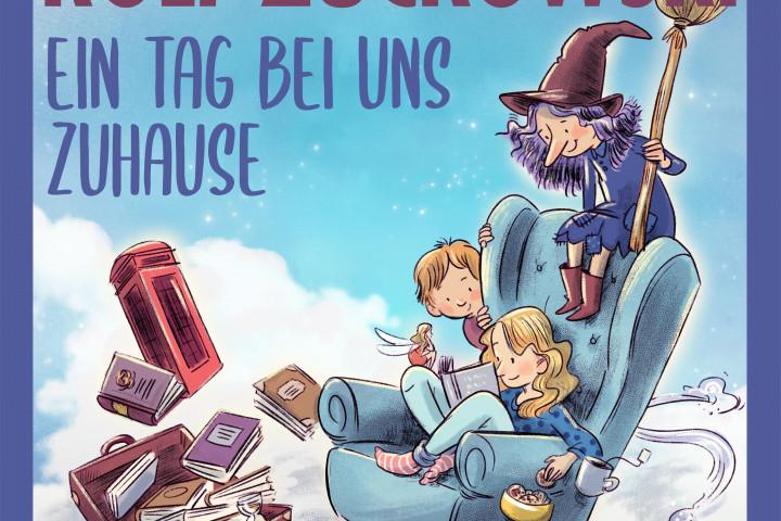Rolf Zuckowski - Ein Tag bei uns Zuhause eCover