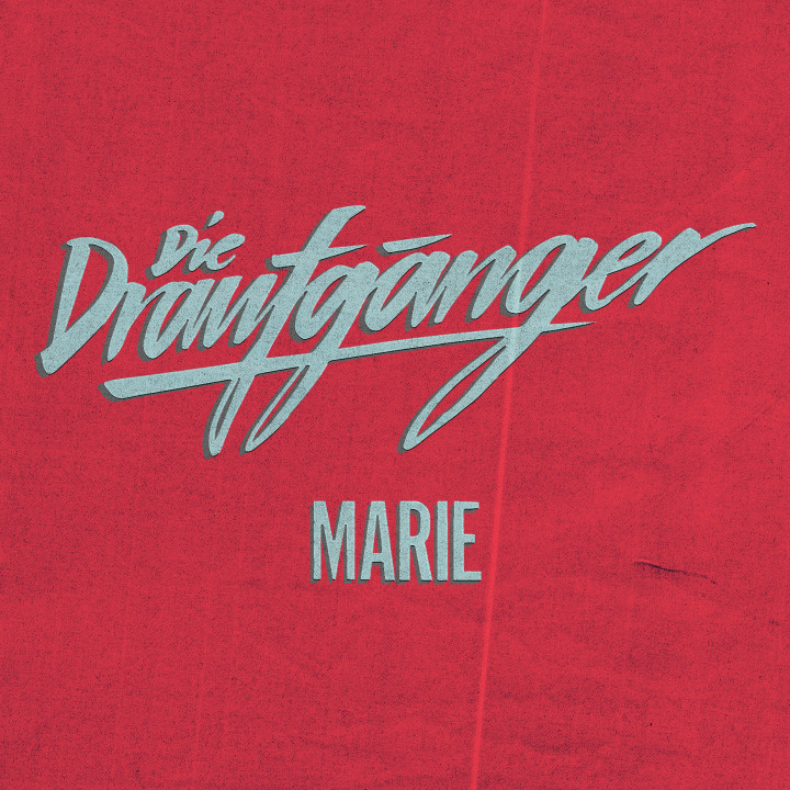 Die Draufgänger - Marie (Single) - Cover
