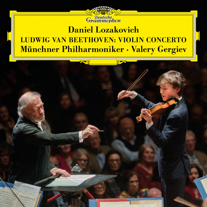 Daniel Lozakovich, Beethoven: Violin Concerto in D Major, Op. 61