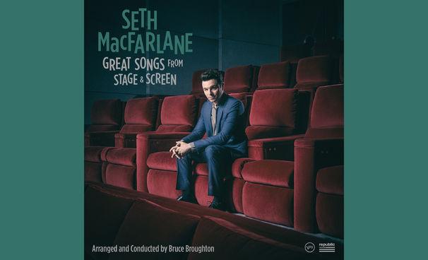 Seth MacFarlane, Great Songs From Stage & Screen - ab ins Kino mit Seth MacFarlane