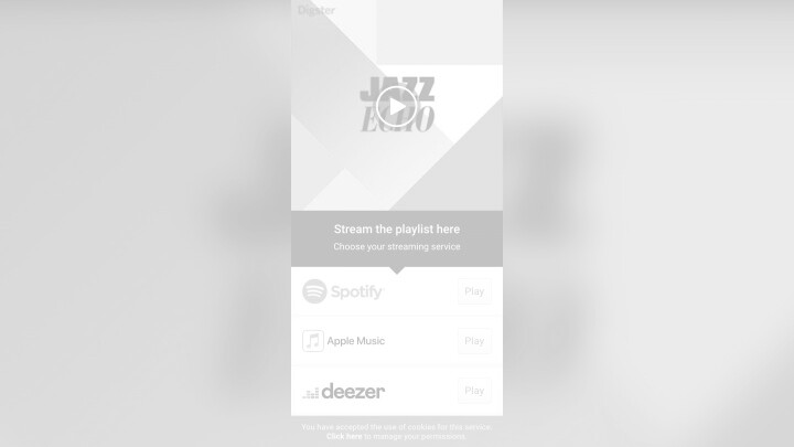 JazzEcho Playlists