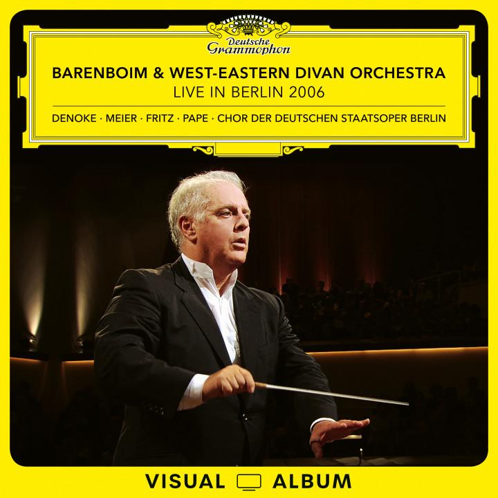 Barenboim - Live in Berlin 2006 Euroarts Cover