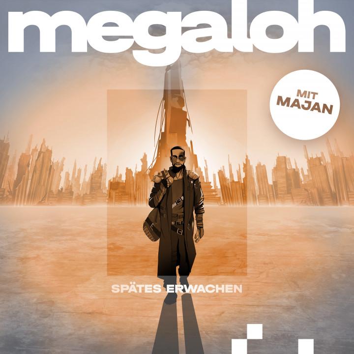 Megaloh Spätes Erwachen - Cover