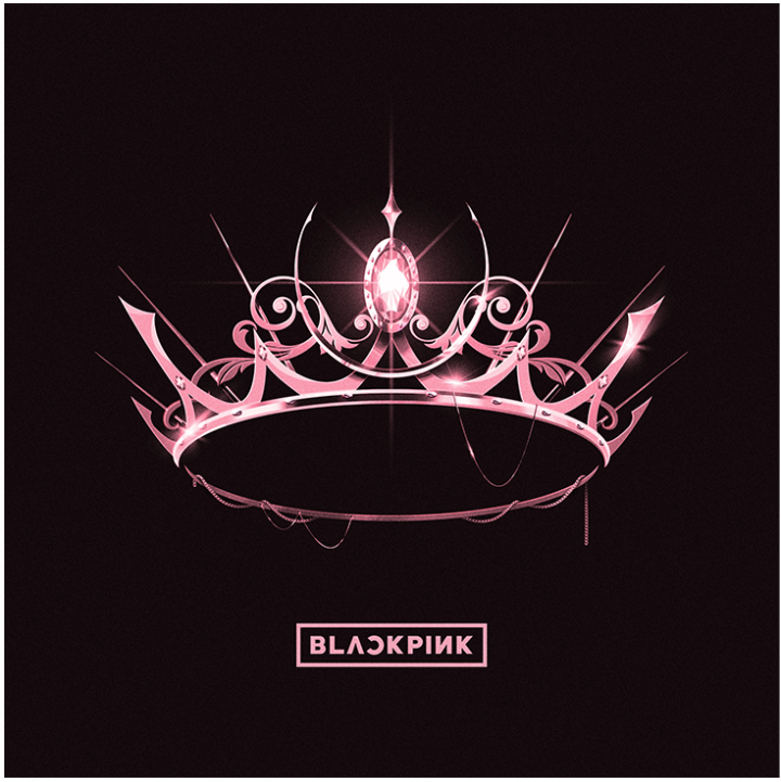 Blackpink the album standard cd