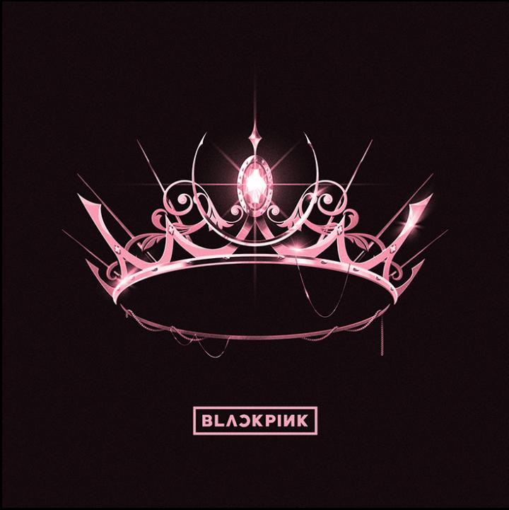 Blackpink the album standard cd