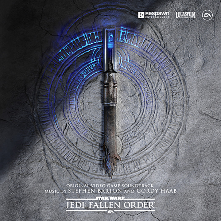 Star Wars Jedi: Fallen Order (Original Video Game Soundtrack) Cover