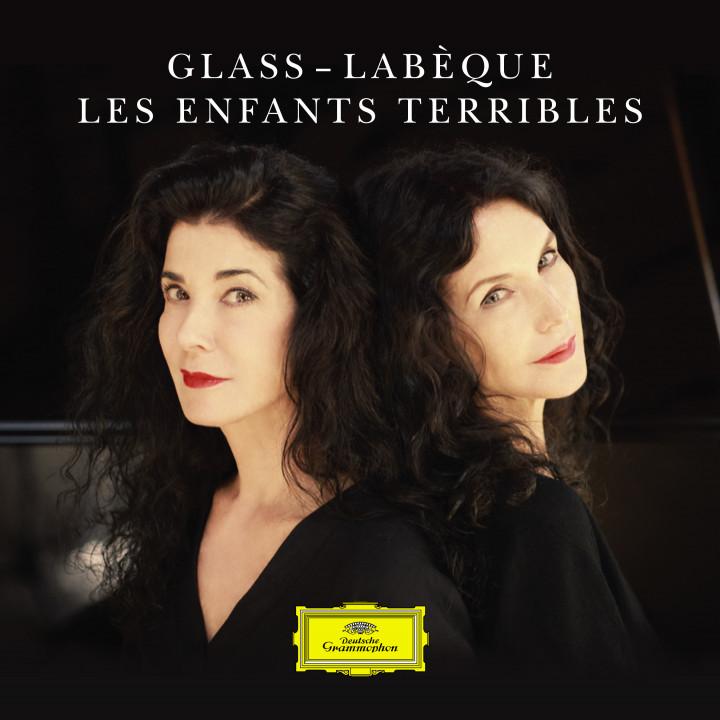 Katia & Marielle Labèque Glass Les Enfants Terribles Cover