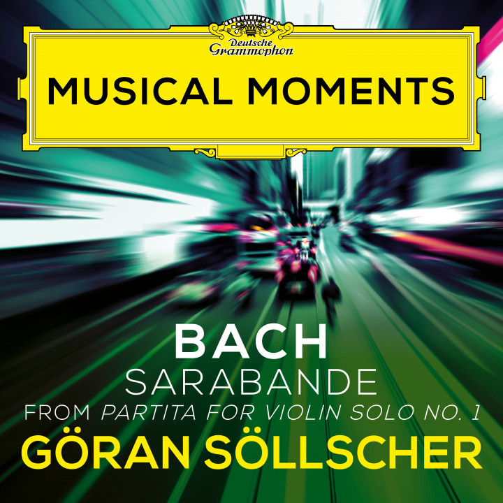 Musical Moments Göran Söllscher - Bach