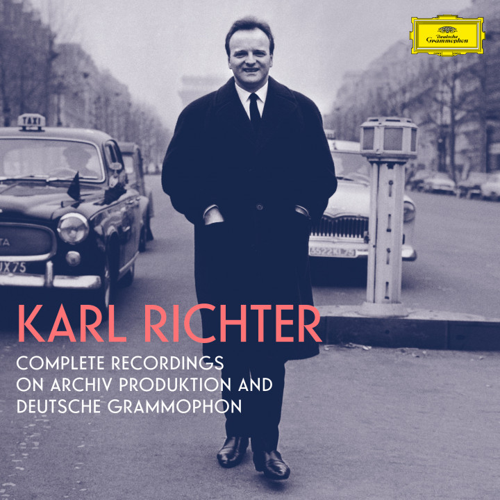Karl Richter: Complete Recordings on Archiv Produktion and Deutsche Grammophon