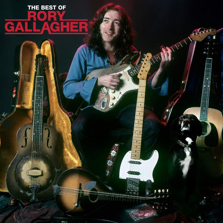 Rory Gallagher NL