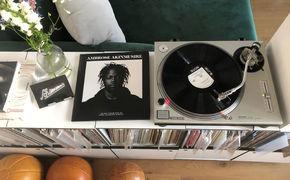 JazzEcho-Plattenteller, Vollständig komplett - Akinmusires neues Werk endlich als LP