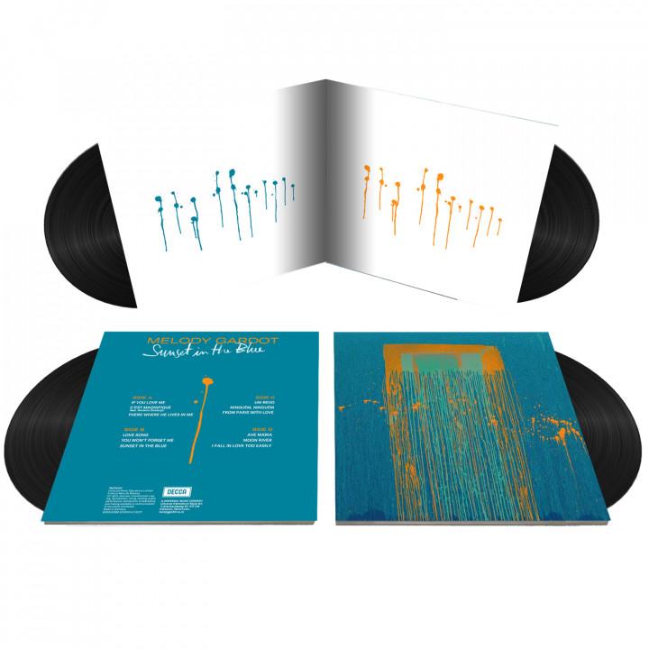 Melody Gardot - Sunset In The Blue - LP Packshot