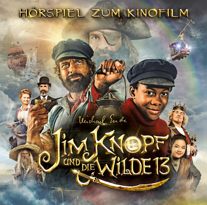 Jim Knopf und die Wilde 13 COVER