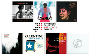 Jazz Charts, Jazz-Charts August 2020