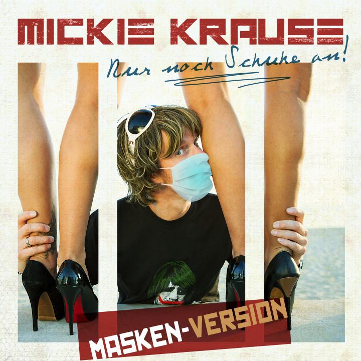 Mickie Krause - Nur noch Schuhe an! (Masken Version) - Cover