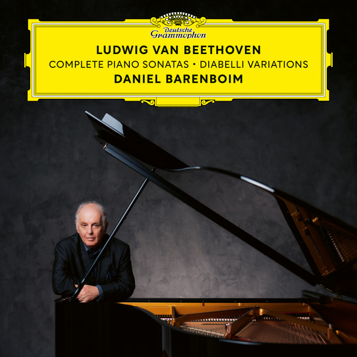 Beethoven Complete Piano Sonatas and Diabelli Variations