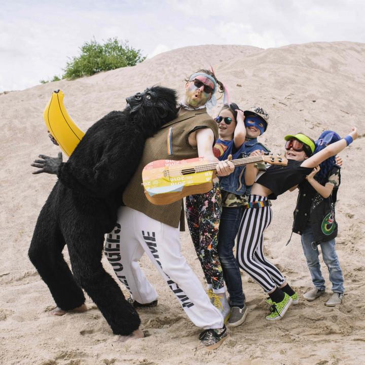 Zuckerblitz Band – Pressefoto 2