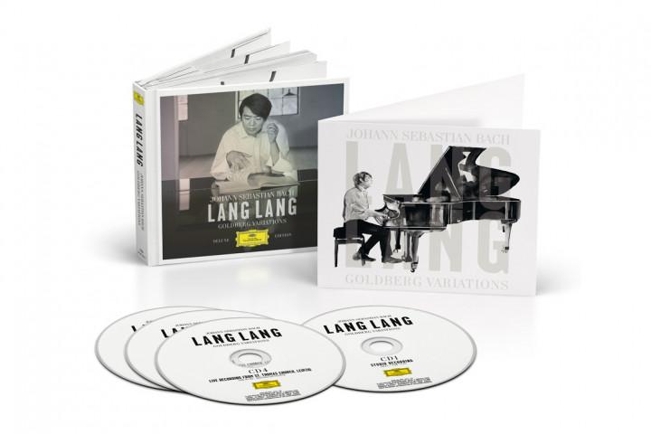 Lang Lang, Goldberg Variations, D2C Version