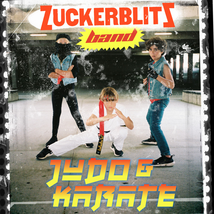Judo & Karate - Zuckerblitz band