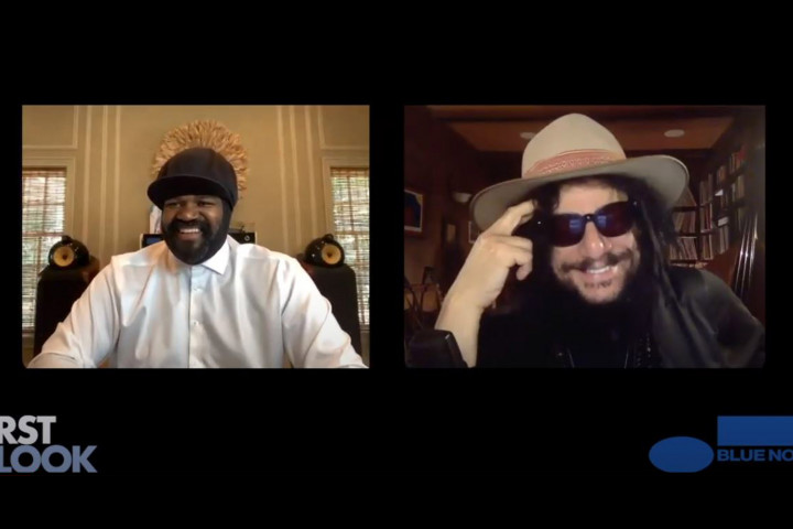 """Blue Note """"First Look"""" Serie: Gregory Porter & Don Was"""