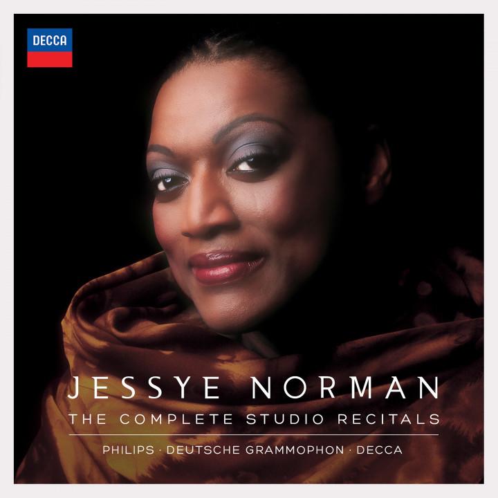 Jessye Norman - Complete Studio Recitals