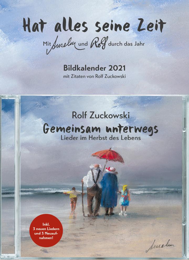 """Rolf Zuckowski Kalender """"Gemeinsam unterwegs"""""""