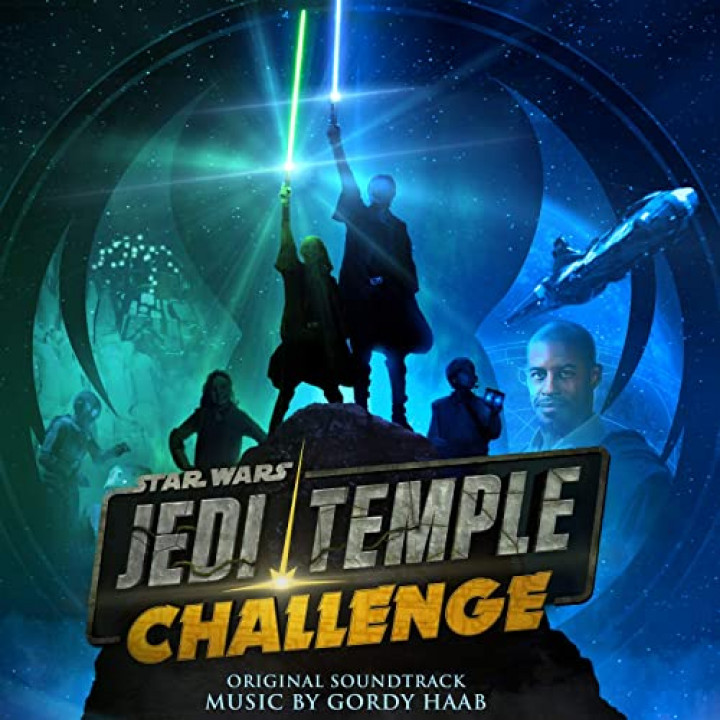 Star Wars: Jedi Temple Challenge (Cover)