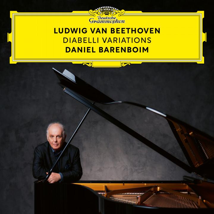 Barenboim Beethoven Diabelli Variations eAlbum Cover 00028948395125