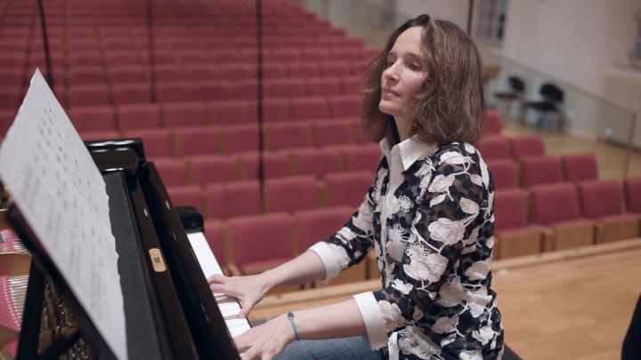 Silvestrov: The Messenger (für Solo Piano)