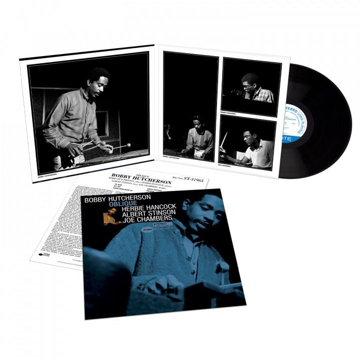 Bobby Hutcherson - Oblique (Tone Poet Vinyl Packshot)