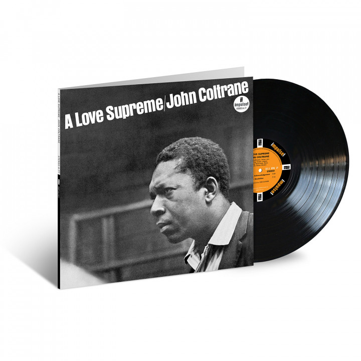 John Coltrane - A Love Supreme (Acoustic Sounds Packshot)