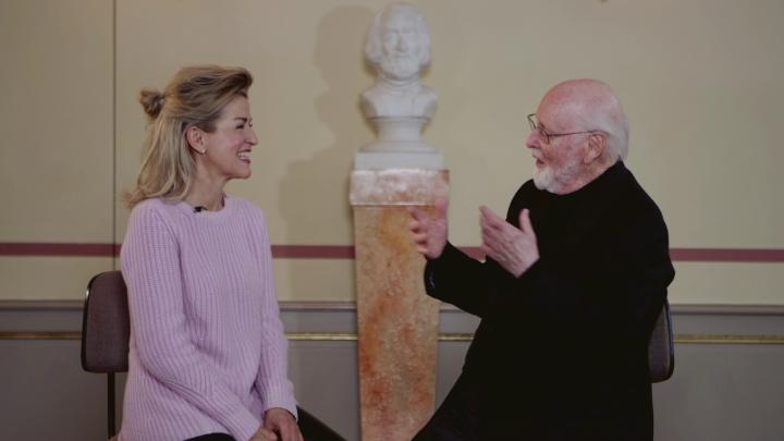 """Über die Zusammenarbeit für """"John Williams in Vienna"""""""