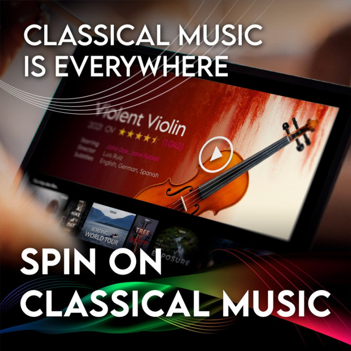 Classical Music Is Everywhere - Spin On Classical Music 1