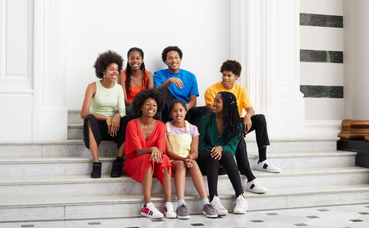 Sheku Kanneh-Mason, Isata Kanneh-Mason und ihre Geschwister