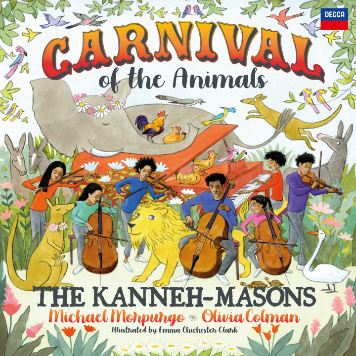 Carneval of the Animals - The Kanneh-Masons