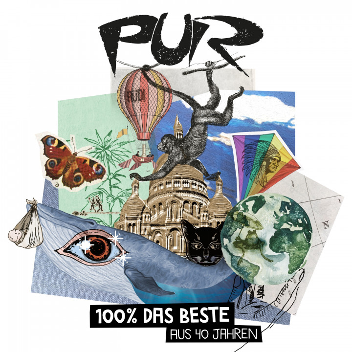 Pur Best Of Cover