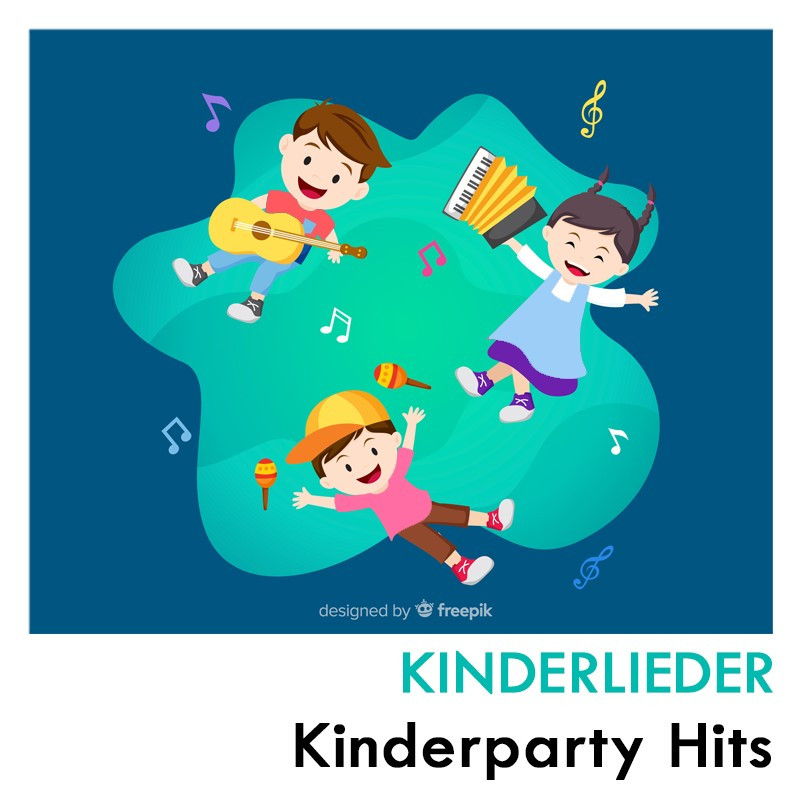 Kinderparty Hits