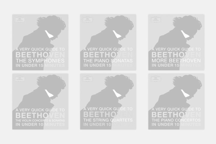 Beethoven in under 15 minutes – 6 releases