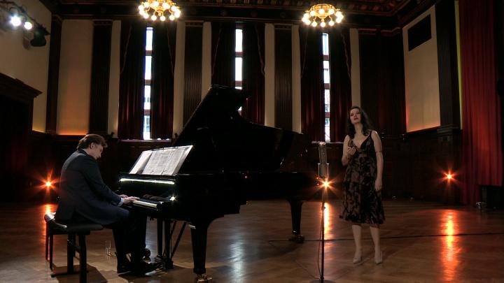 Anna Prohaska & Caspar Frantz – Schubert: Winterreise, Das Wirtshaus D 911, Nr. 21