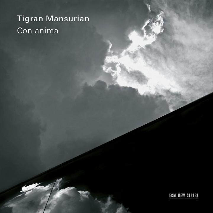 Tigran Mansurian: Con anima