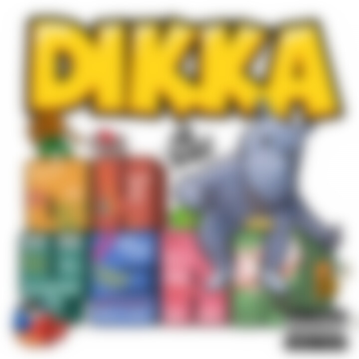 DIKKA - Cover - Album