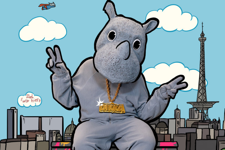 Dikka - das rappende Rhinozeros
