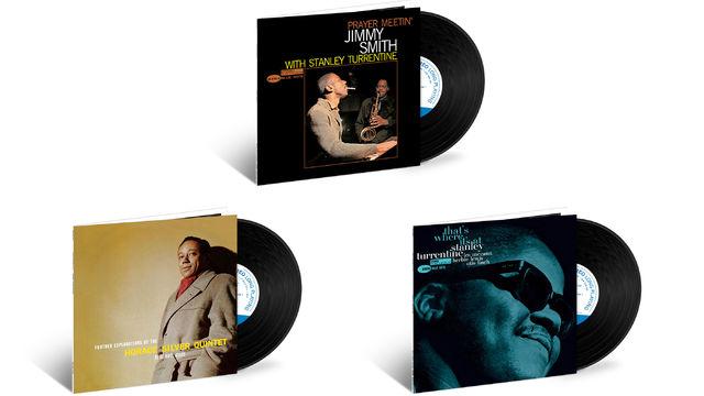 JazzEcho-Plattenteller, Tone Poet-Serie - Pioniere des Soul-Jazz in Höchstform