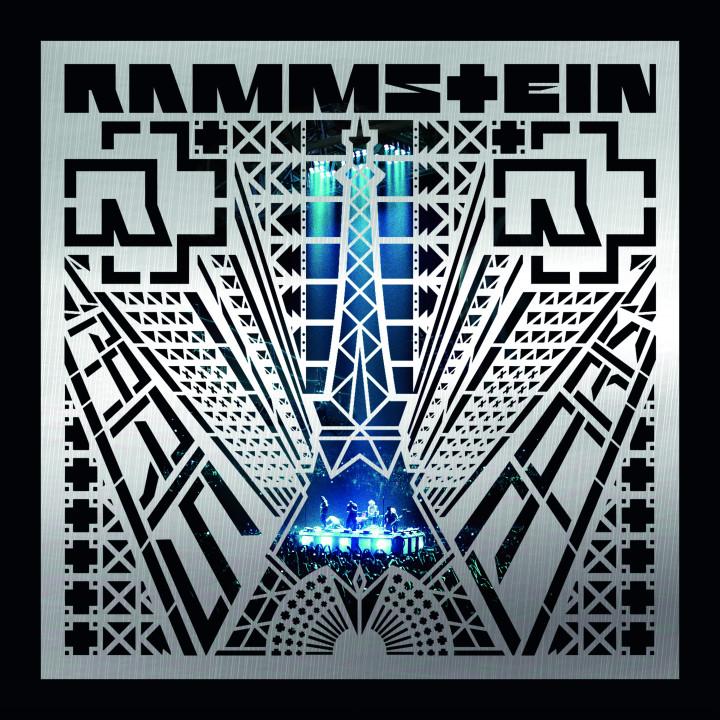 Rammstein Paris Cover