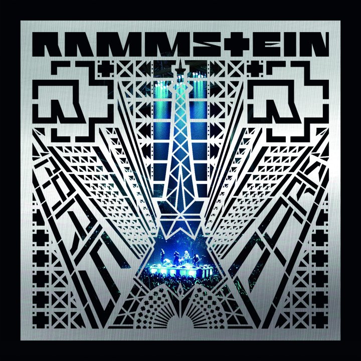 Rammstein Paris Cover