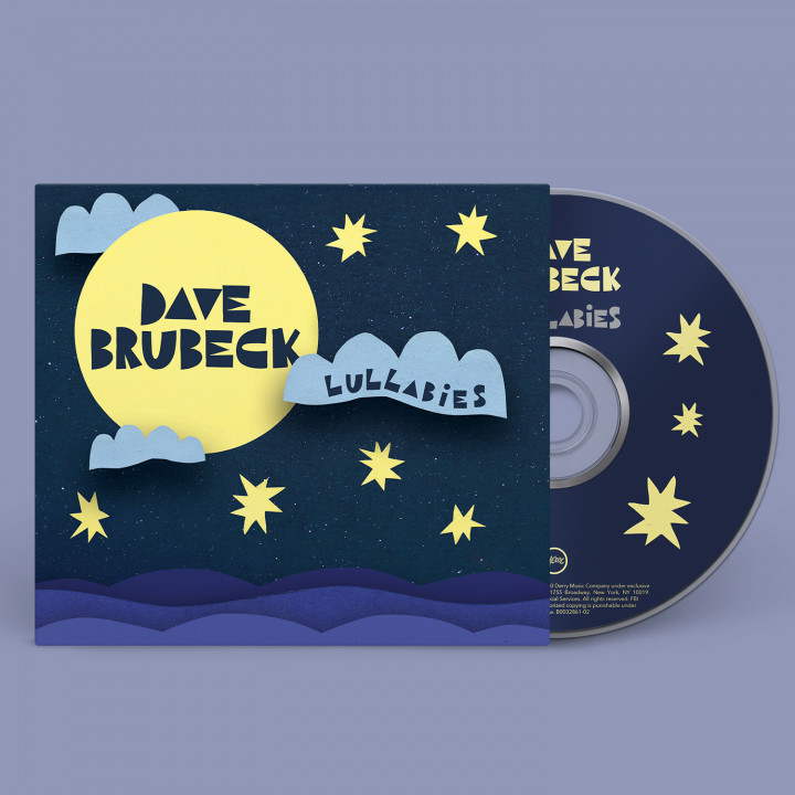 Dave Brubeck_Lullabies_Cd_Packshot