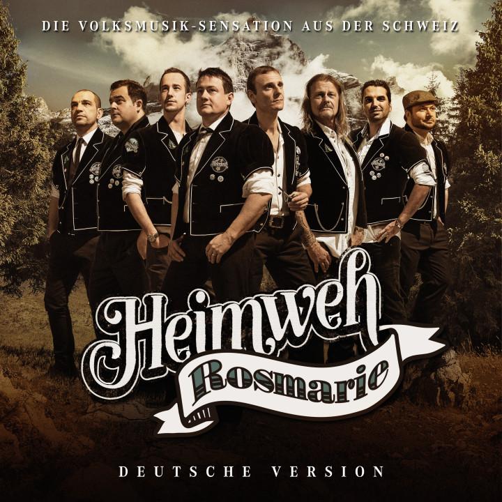 Heimweh - Rosmarie (Deutsche Version) - Cover